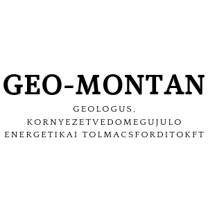 GEO-MONTAN Geologus, Kornyezetvedomegujulo Energetikai Tolmacsforditokft (GEO MONTAN)